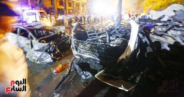 رئيس جامعة القاهرة: المعلومات المبدئية تشير لوقوع الانفجار خارج معهد الأورام