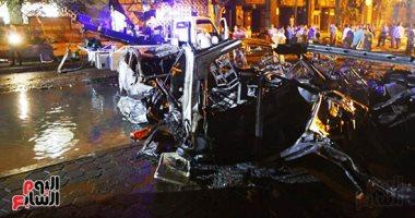 صحيفة إماراتية: حادث معهد الأورام إجرامى يؤكد ملة الجماعات الإرهابية واحدة