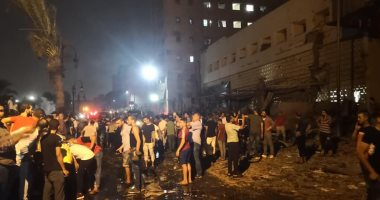 مصدر أمنى: مصرع وإصابة عددٍ من المواطنين فى انفجار المعهد القومي للأورام (تحديث)