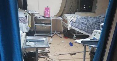 معلومات أولية: مصرع عامل وإصابة 2 فى حادث معهد الأورام بالمنيل (تحديث)