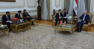 وزير الإنتاج الحربى يبحث مع سفير الصين سبل تعزيز التعاون المشترك