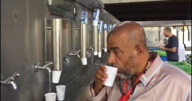 السعودية نيوز |                                              تحليل 615 عينة من ماء زمزم للتأكد من سلامة شبكة المياه