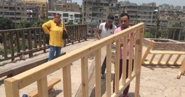 جهاز مدينة بدر يواصل تسليم شقق وزارة الإسكان لأهالى سور مجرى العيون