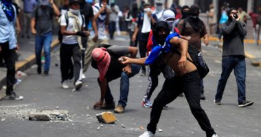 احتجاجات فى هندوراس تطالب باستقالة الرئيس خوان أورلاندو