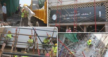 الداخلية: عبد الرحمن خالد محمود عضو حركة حسم الارهابية هو منفذ حادث معهد الأورام