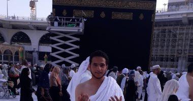 عيادى محمد من أمام الكعبة: رفضت الزواج قبل أداء فريضة الحج