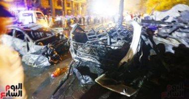 تعرف على مصادر السيارات المستخدمة فى التفجيرات الإرهابية