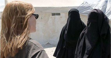 وكالة الأنباء السورية: أمريكا نقلت 50 إمرأة من زوجات عناصر داعش لشمال العراق