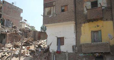 محافظة القاهرة تعلن تسكين 35 أسرة متضررة من عقار زينهم المنهار