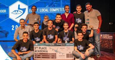 فريق هندسة أسيوط يحصد المركز الثالث فى المسابقة الدولية Minesweeper