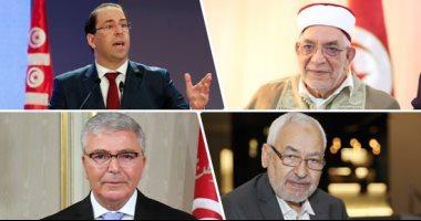 رئيس تونس المؤقت يبكى محاسن الباجى قايد السبسى فى عيد الأضحى
