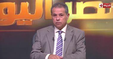 فيديو.. توفيق عكاشة: مصر معرضة خلال 8 شهور لعمليات إرهابية وأنا عارف بعضها