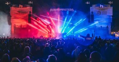 إلغاء مهرجان بوردماسترز الموسيقى فى إنجلترا لسوء الأحوال الجوية