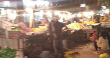 أهالى شارع روض الفرج يشكون من الباعة ويؤكدون: تحول إلى سوق عشوائية