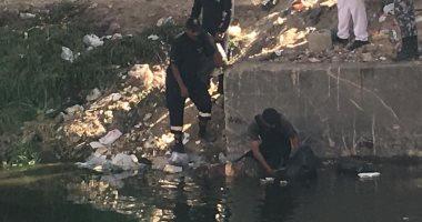ننشر صور جثة طفل عثر عليها بترعة المريوطية فى الهرم
