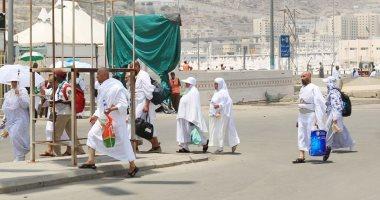 التضامن: سيارات إسعاف لتصعيد الحجاج المرضى إلى عرفة