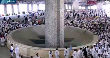 أمانة مكة المكرمة : أقصى حد لتنظيف الجمرات 10 دقائق