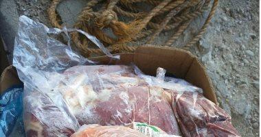 النيابة تستعجل تقرير الطب البيطرى حول واقعة ضبط 900 كيلو لحوم فاسدة فى الساحل