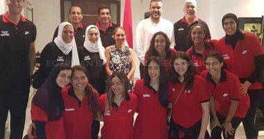 مصر تخسر من كوت ديفوار بالبطولة الإفريقية لسيدات السلة