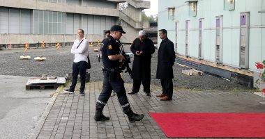 الشرطة: التحقيق فى واقعة إطلاق نار بمسجد بالنرويج كعمل إرهابى محتمل