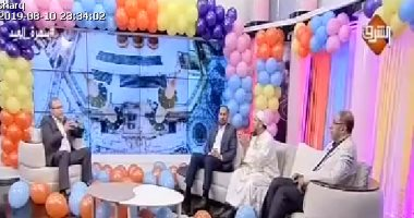 """""""فاهمين العيد غلط"""".. قناة الشرق تدخل مرحلة التلوث البصرى بعد احترافها التلوث السمعى"""