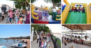 العيد فرحة.. محافظات مصر تحتفل بثانى أيام عيد الأضحى
