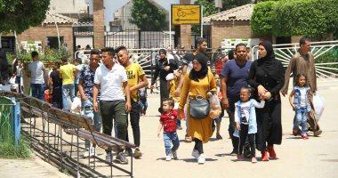 فى احتفالات ثانى أيام العيد بالفسطاط.. العيد أحلى بدون تحرش