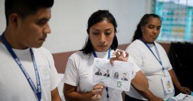 بدء فرز الأصوات فى انتخابات الرئاسة بجواتيمالا عقب انتهاء الاقتراع
