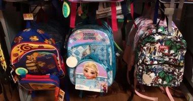 شاهد.. حقائب مدرسية مضادة للرصاص فى إستقبال أطفال أمريكا