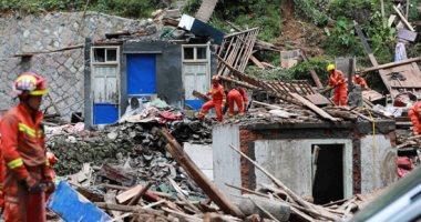 استمرار تحرك إعصار ليكيما فى شرق الصين