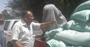 محافظ أسيوط: استمرار الحملات الرقابية على الأسواق وتحرير 425 مخالفة تموينية بمختلف المراكز  -