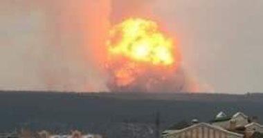 سقوط 17 صاروخا قرب قاعدة عسكرية عراقية تستضيف قوات أمريكية شمال البلاد