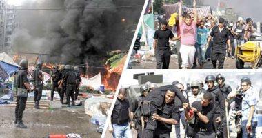 """10 معلومات عن محاكمة المتهمين بـ""""فض اعتصام رابعة"""" بعد سماع أقوال الشهود"""