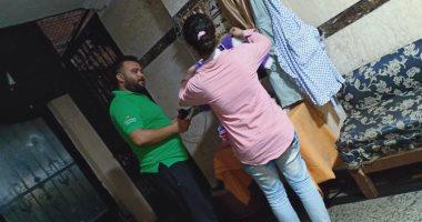 التضامن : فريق أطفال بلامأوى ينقذ فتاة ويلحقها بدورر عاية بالقاهرة