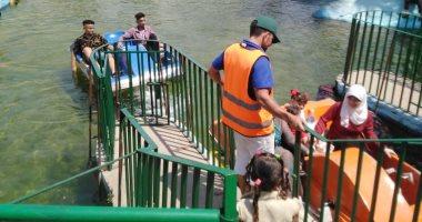 الحديقة الدولية: استقبلنا 18 ألف زائر بالأمس ثانى أيام عيد الأضحى