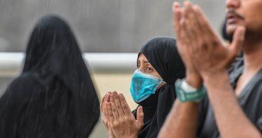 دموع الفرحة وأيادى التضرع أبرز مشاهد موسم الحج هذا العام.. صور