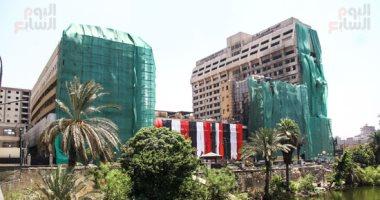جامعة القاهرة: أجرينا تحاليل لـ800 من المخالطين لمصابى معهد الأورام وننتظر النتائج -