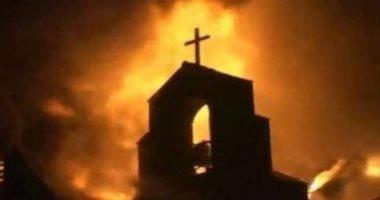 حتى لا ننسى.. الإخوان حرقوا 64 كنيسة فى 17 محافظة واعتدوا على 23 بعد 30 يونيو