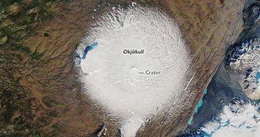 ناسا تنشر صورا مروعة لذوبان الأنهار الجليدية فى أيسلندا