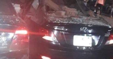 نيابة الشرقية تستدعى مالك عقار والمهندس بعد انهيار سور على المواطنين