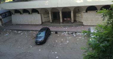 قارئ يشكو من انتشار القمامة والأوبئة فى شارع أحمد عرابى المهندسين