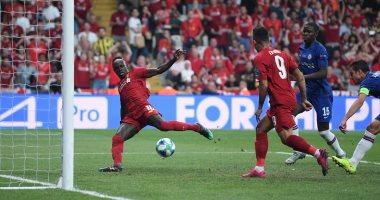 ليفربول ضد تشيلسي.. السوبر الأوروبى يتجه للأشواط الإضافية بعد التعادل 1 - 1