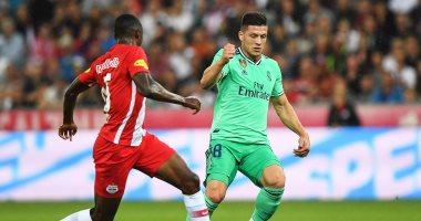 زيدان يدرس إعارة يوفيتش لعدم الاقتناع بقدراته الهجومية فى ريال مدريد
