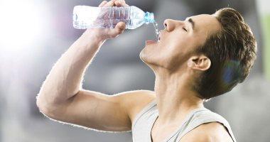 100 مليون صحة: شرب الأطفال من 8 لــ 10 أكواب مياة يوميا يحمى من الجفاف