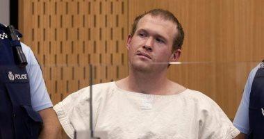 مرتكب مذبحة المسجدين فى نيوزيلندا يطلب تمثيل نفسه فى جلسة النطق بالحكم