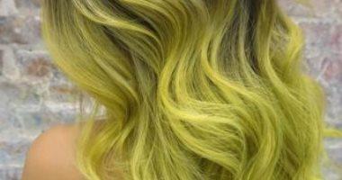فى الصيف.. للفتاة الجريئة صبغات الشعر بألوان الطيف