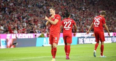 التشكيل الرسمى لمباراة شالكة ضد بايرن ميونخ فى الدوري الألماني