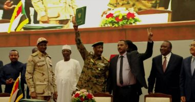 """""""الحرية والتغيير"""" فى السودان يعلن أسماء مرشحيه بالمجلس السيادى"""