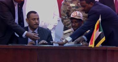 ياسر عطا : الحرب توقفت فى السودان وهدفنا بناء الدولة