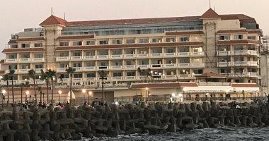"""صور .. """"اللسان"""" قصة مكان يقع عند ملتقى النيل بالبحر المتوسط"""